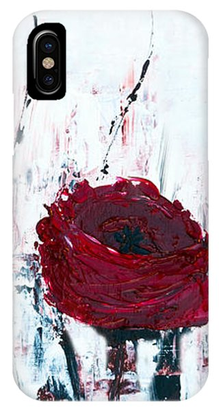 Impressionist Floral B8516 IPhone Case