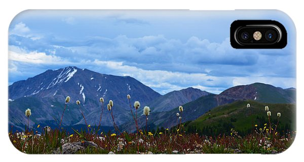 IPhone Case featuring the photograph Independence Pass by Kate Avery