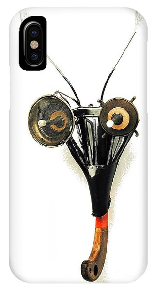 Insect Mask IPhone Case