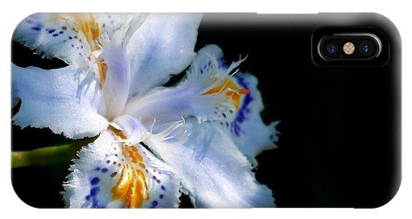 Iris IPhone Case