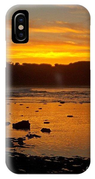 iPhone Case - Island Sunset by Blair Stuart