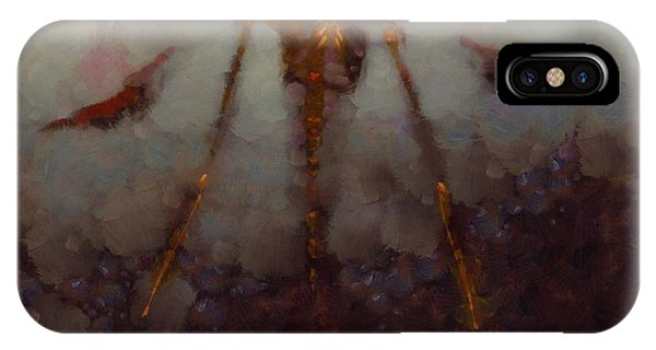 Strange iPhone Case - It Came From Hell by Esoterica Art Agency