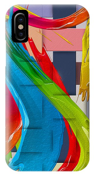 Pop Art iPhone Case - It's A Virgo - The End Of Summer  by Serge Averbukh