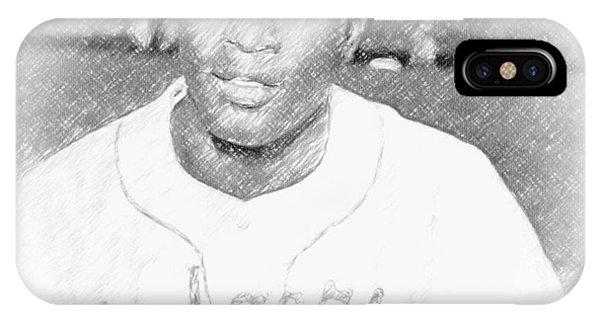 Jackie Robinson IPhone Case