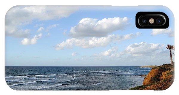 Jaffa Beach 5 IPhone Case