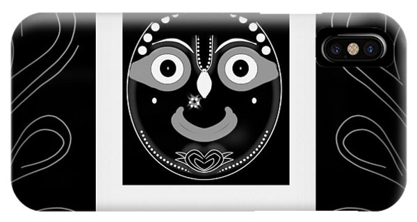 Jagannatha IPhone Case