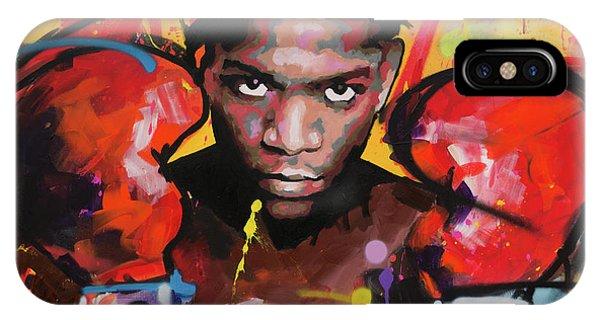 Jean Michel Basquiat IPhone Case
