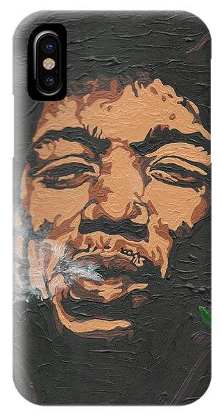 Jimi Hendrix IPhone Case