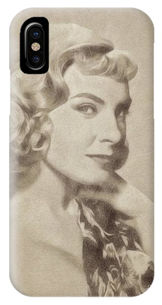 Joanne Woodward, Actress IPhone Case