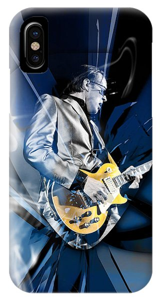 Joe Bonamassa Blues Guitarist IPhone Case