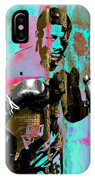 Joe Frazier Collection IPhone Case