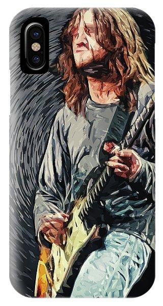 John Frusciante IPhone Case