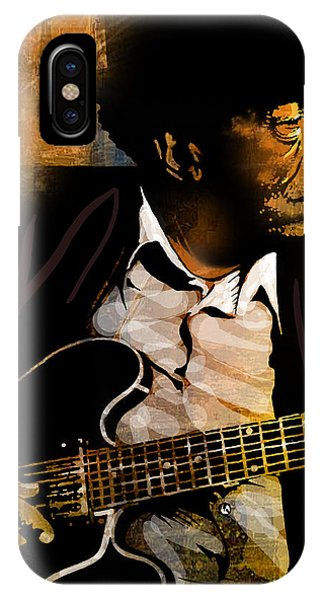 John Lee Hooker IPhone Case