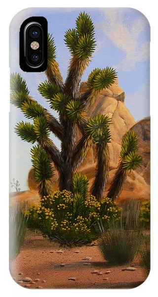iPhone Case - Joshua Tree by Mark Junge