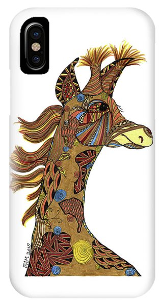 Josi Giraffe IPhone Case