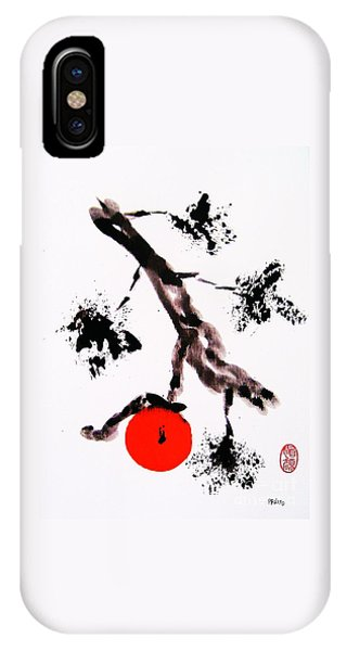 Jukushita Kaki IPhone Case