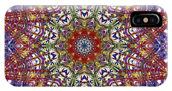 Kaleidoscope 414 IPhone Case