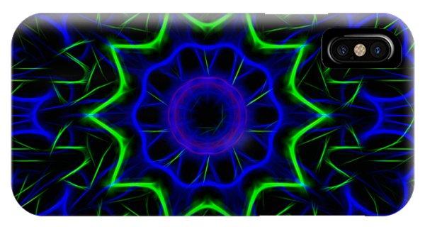 Kaleidoscope 449 IPhone Case