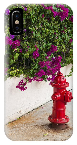 Key West Fire Hydrant IPhone Case