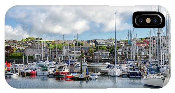 Kinsale Harbor  IPhone Case