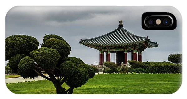 Korean Bell Of Friendship IPhone Case