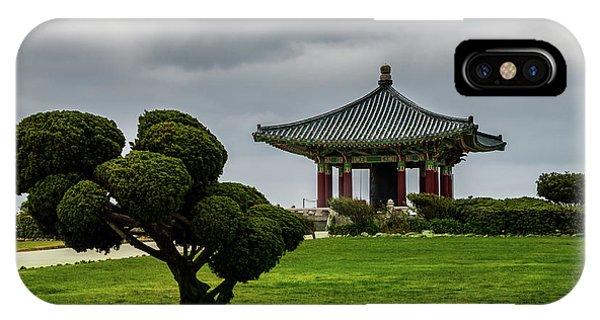 Korean Bell Of Friendship IPhone Case