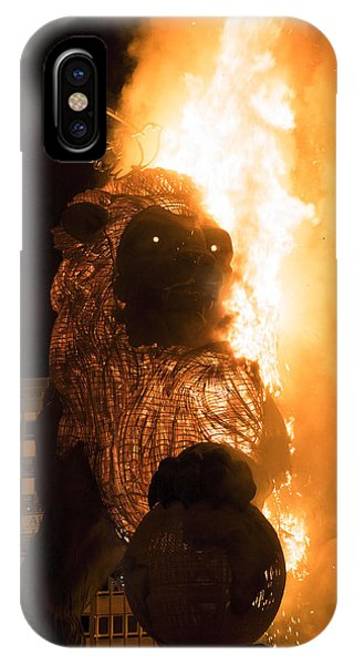 La Crema Fallas 2015 IPhone Case