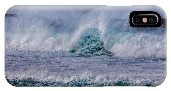 Canary iPhone Case - La Santa - Lanzarote by Joana Kruse