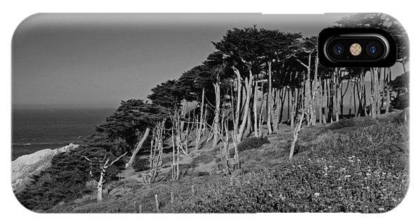 Lands End In San Francisco IPhone Case
