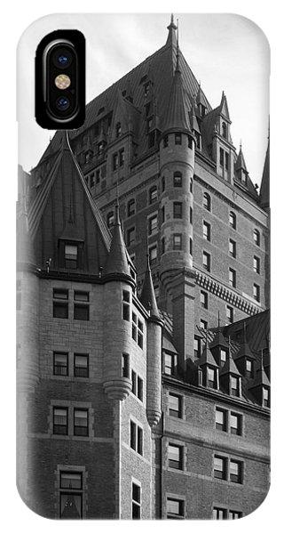 Le Chateau IPhone Case