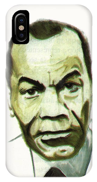 Leon Gontran Damas IPhone Case