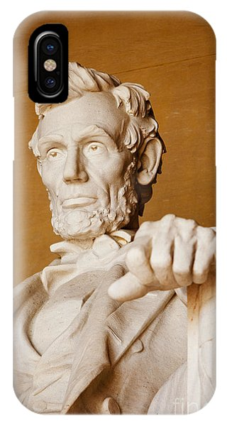 Lincoln Memorial iPhone Case - Lincoln Memorial by Brian Jannsen