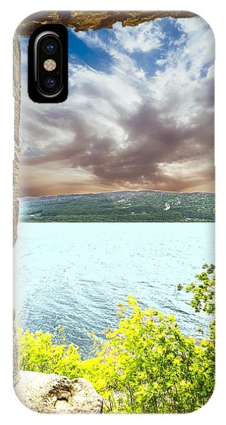 Loch Ness IPhone Case