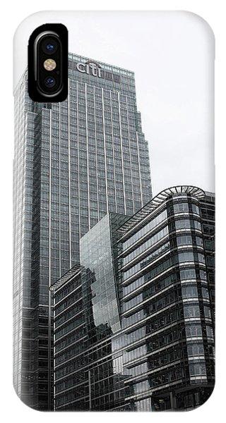 London Docklands IPhone Case