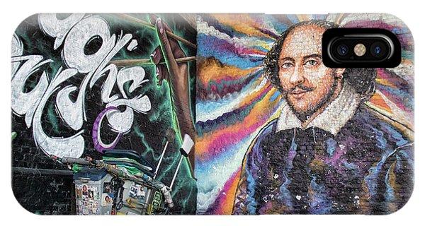 London Street Art IPhone Case