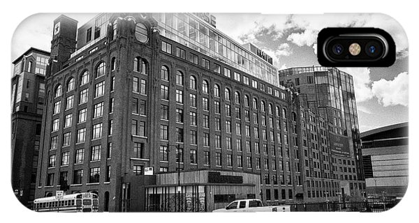 Lovejoy Wharf Former Submarine Signal Building Converse World Headquarters  Building Boston Usa Phone Case by Joe dc40448fa
