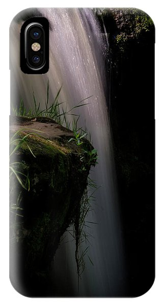 IPhone Case featuring the photograph Lynn Mill Waterfalls by Jeremy Lavender Photography