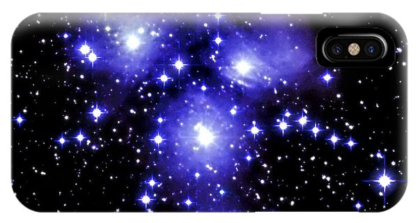 M45 Pleiades IPhone Case