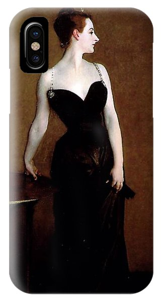 Madame X IPhone Case