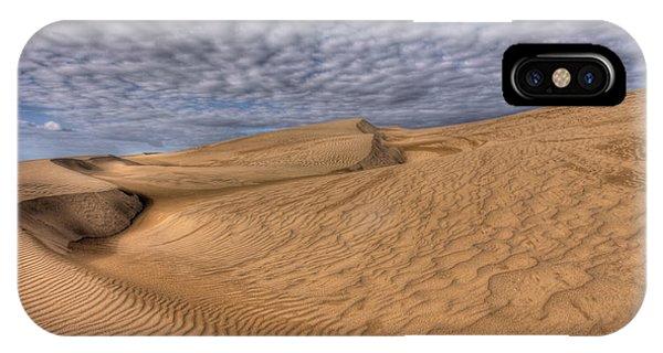 Magic Of The Dunes IPhone Case