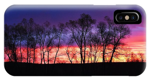 Magical Sunrise IPhone Case