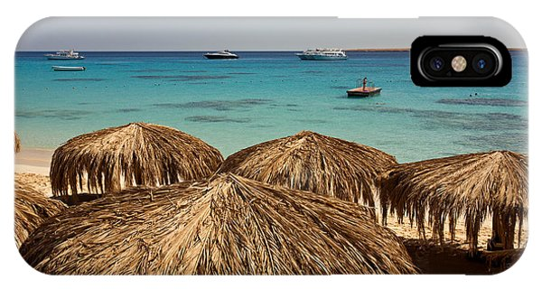 Mahmya Island Beach IPhone Case