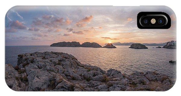 Malgrats Islands IPhone Case