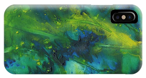 Marine Forest IPhone Case