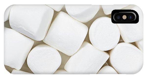 iPhone Case - Marshmallows by Elena Elisseeva