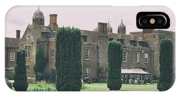 English Countryside iPhone Case - Melford Hall by Martin Newman