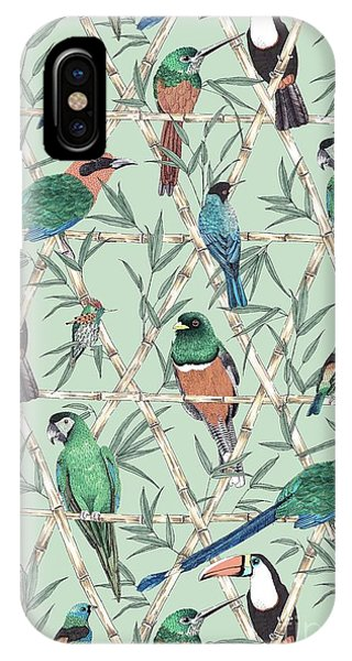 Menagerie IPhone Case