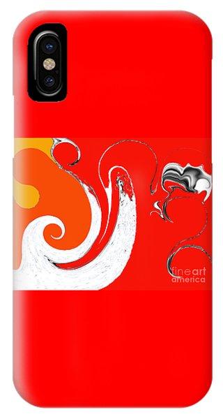Liquid Wonders IPhone Case