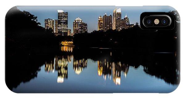 Midtown Skyline IPhone Case