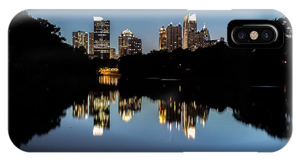 Midtown Skyline IPhone Case